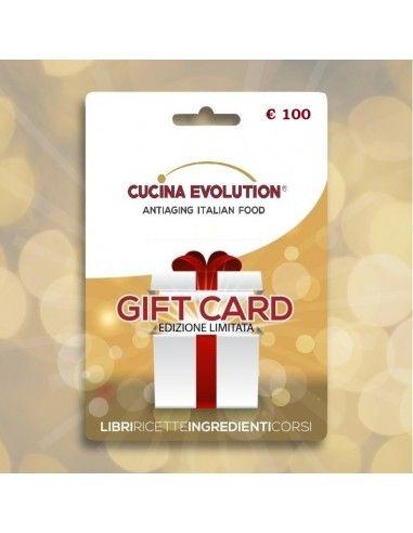 Gift Card Evolution -100