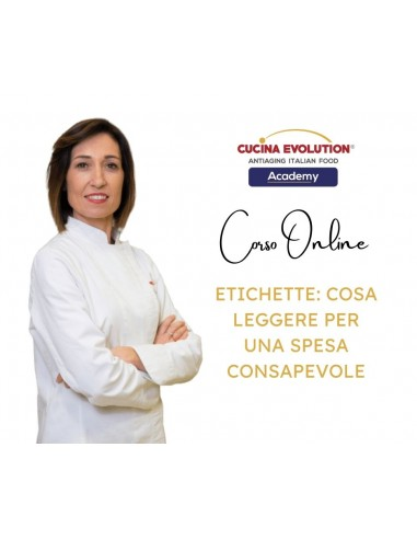 Corso Online - Etichette: Cosa...