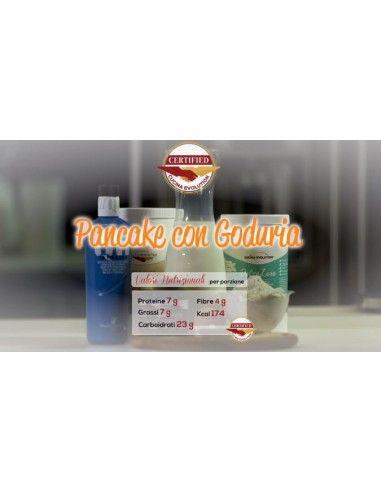 VIDEO RICETTA - PANCAKE CON GODURIA...