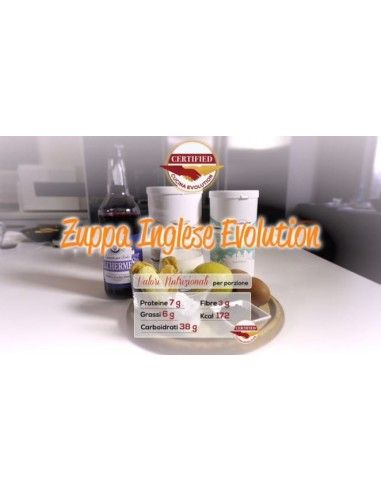 VIDEO RICETTA -ZUPPA INGLESE EVOLUTION