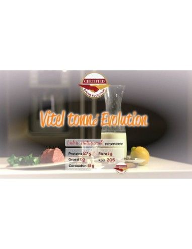 VIDEO RICETTA - VITEL TONNE' EVOLUTION