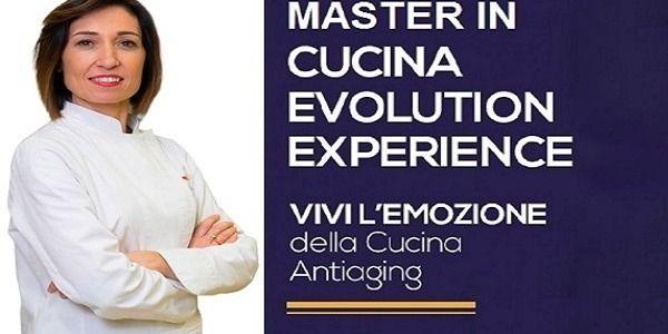 Master in Cucina Evolution Antiaging Italian Food per Amanti della Cucina BuonaDaVivere - Parma